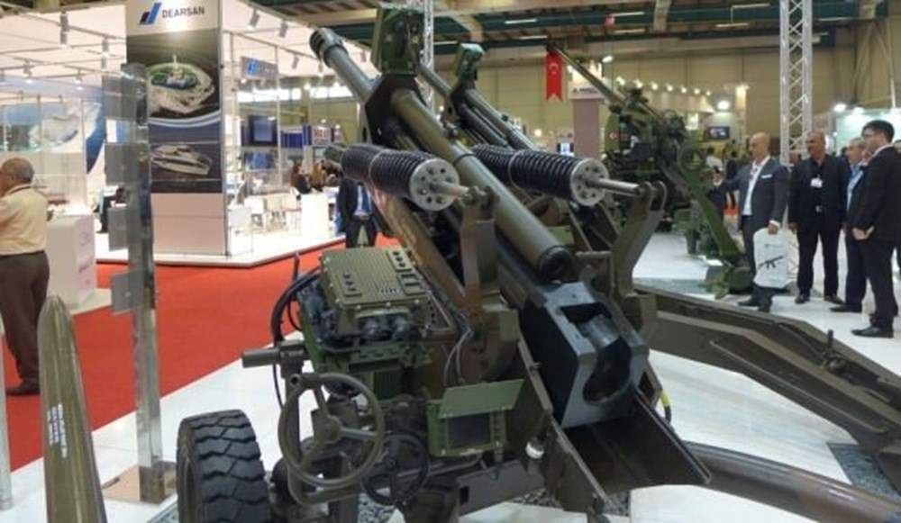 'Beton delici mühimmat' SARB-83 testi geçti (Türkiye'nin yeni nesil silahları) - 155