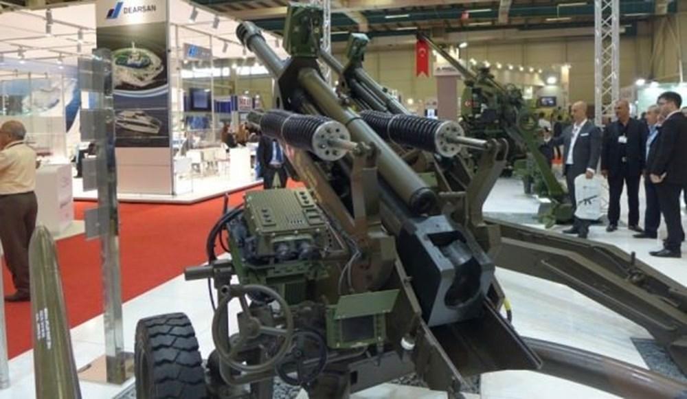 TSK'nın yeni roketatarı 12'den vurdu - 225