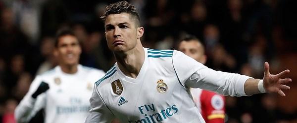 Cristiano Ronaldo'dan 50. hat-trick