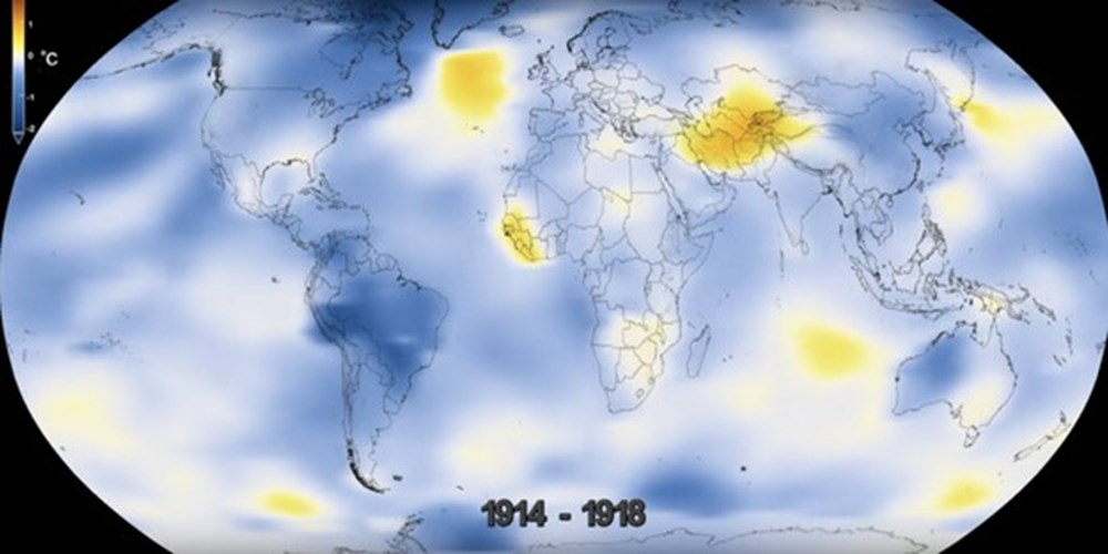 Dünya 'ölümcül' zirveye yaklaşıyor (Bilim insanları tarih verdi) - 43