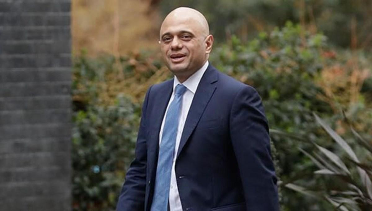 İngiltere Sağlık Bakanı Javid, Covid-19'a yakalandı