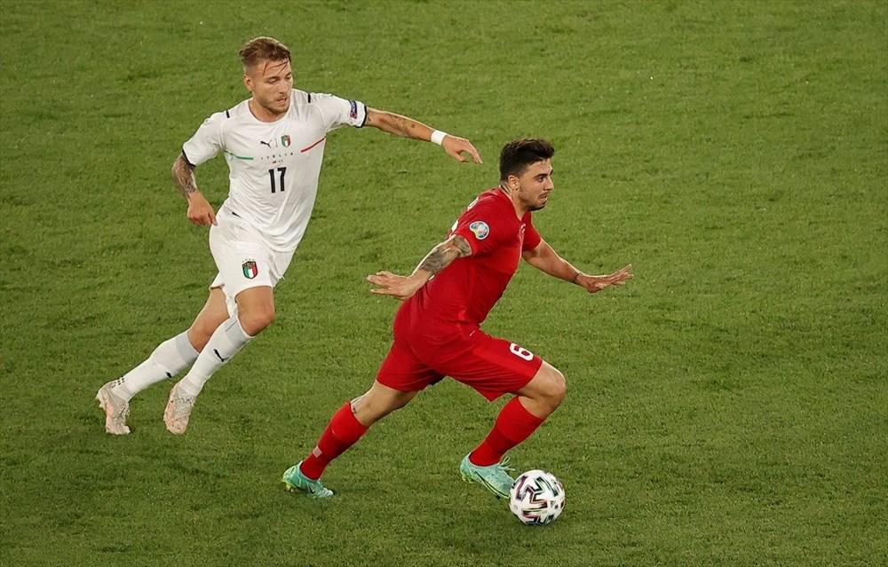 Milli Takım açılış maçında İtalya'ya yenildi (EURO 2020 - Türkiye:0 İtalya:3) - 2