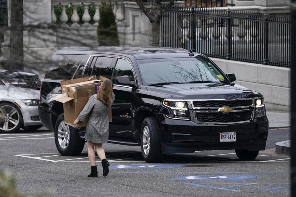 Trump Ailesi Beyaz Saray'dan taşınıyor - 8