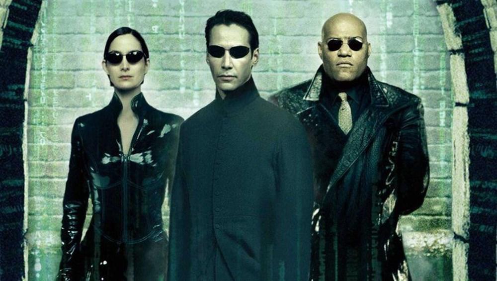 Yönetmen Lilly Wachowski, The Matrix filminin trans hikayesi olduğunu açıkladı - 5
