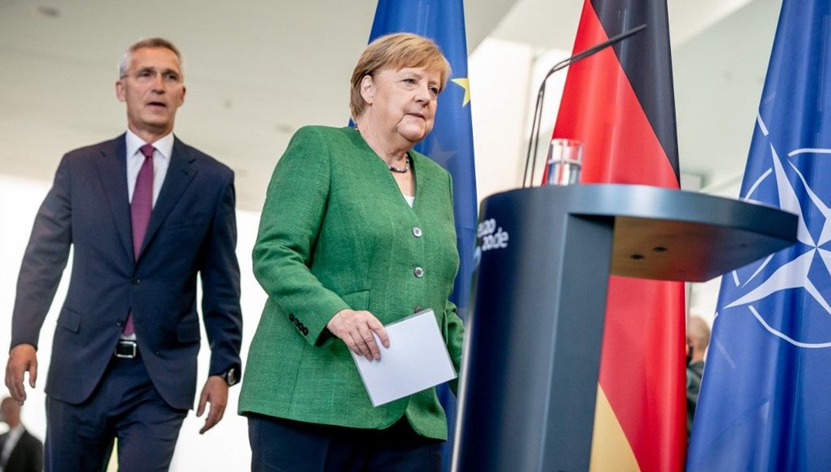 NATO: Doğu Akdeniz'de kriz dayanışma ruhuyla çözülmeli