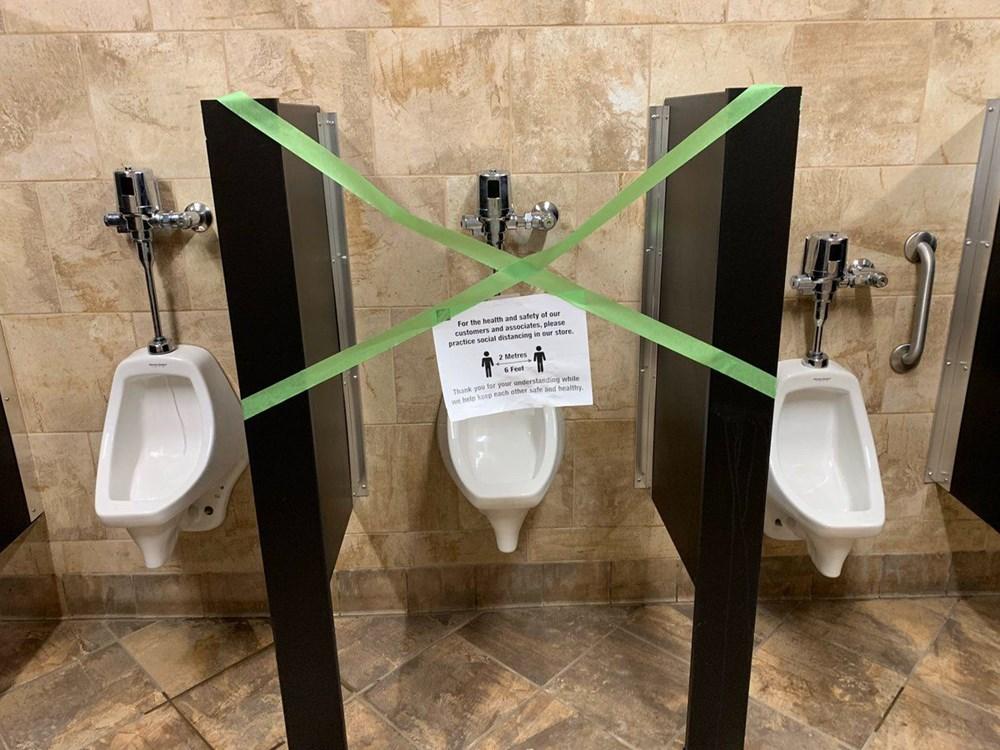 Corona virüs tuvaletlerde nasıl yayılıyor? Adım adım görüntülendi - 9