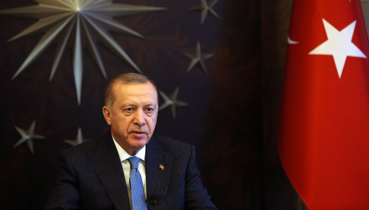 Cumhurbaşkanı Erdoğan'dan helikopter kazasında şehit olan askerler için başsağlığı mesajı