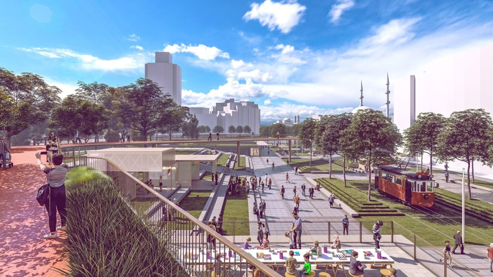 Taksim Meydanı ve çevresi için halk oylaması - 17