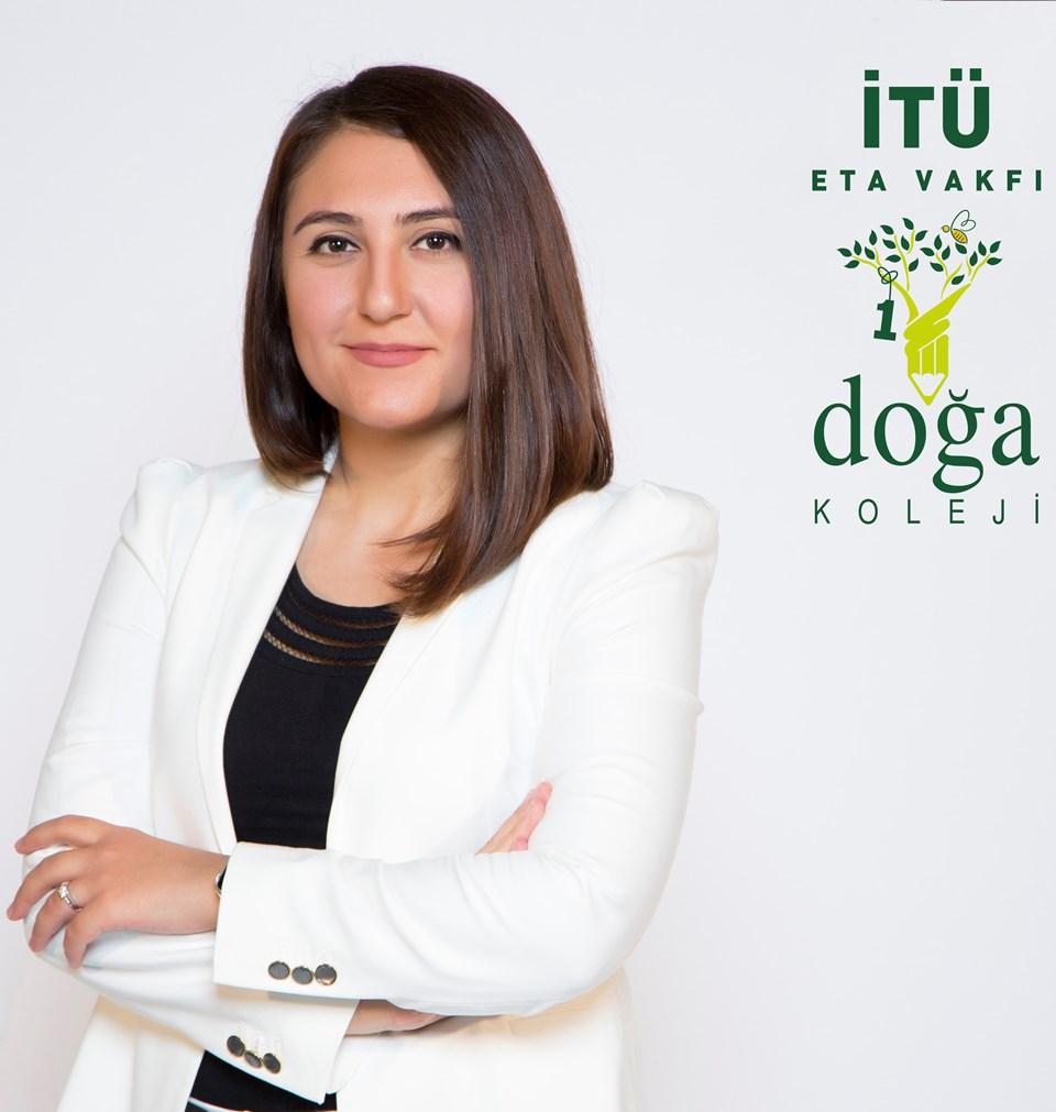 İTÜ ETA Vakfı Doğa Koleji Ortaokul Rehberlik Bölüm Başkanı Gülşen Aksu