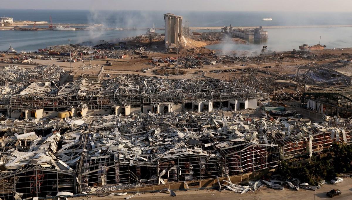 Lübnan'ın eski başbakanlarından Beyrut'taki patlama için uluslararası soruşturma çağrısı