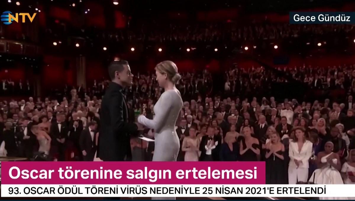 Oscar törenine salgın ertelemesi (Gece Gündüz 16 Haziran 2020)
