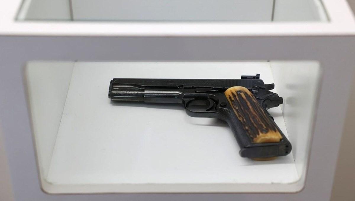 Al Capone'un silahına 1 milyon dolar
