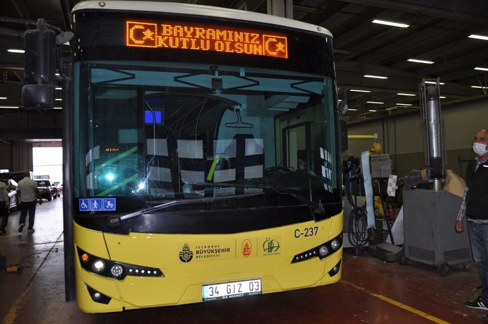 İstanbul'da tek tip toplu taşıma dönemi başlıyor - 5