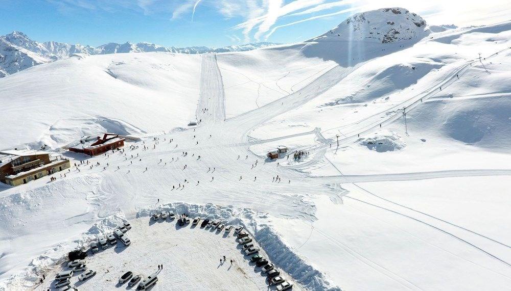 Burası Alp Dağları değil, Hakkari Merga Bütan Kayak Merkezi - 2