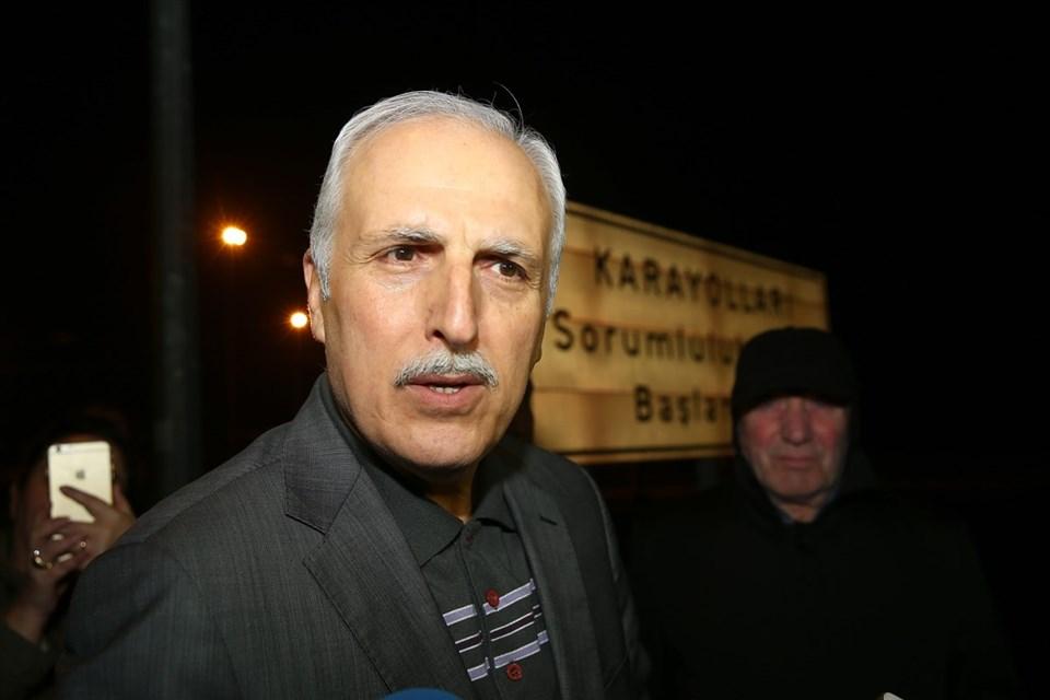 Tahliyesine karar verilen eski İstanbul Valisi Hüseyin Avni Mutlu, cezaevinden çıktı