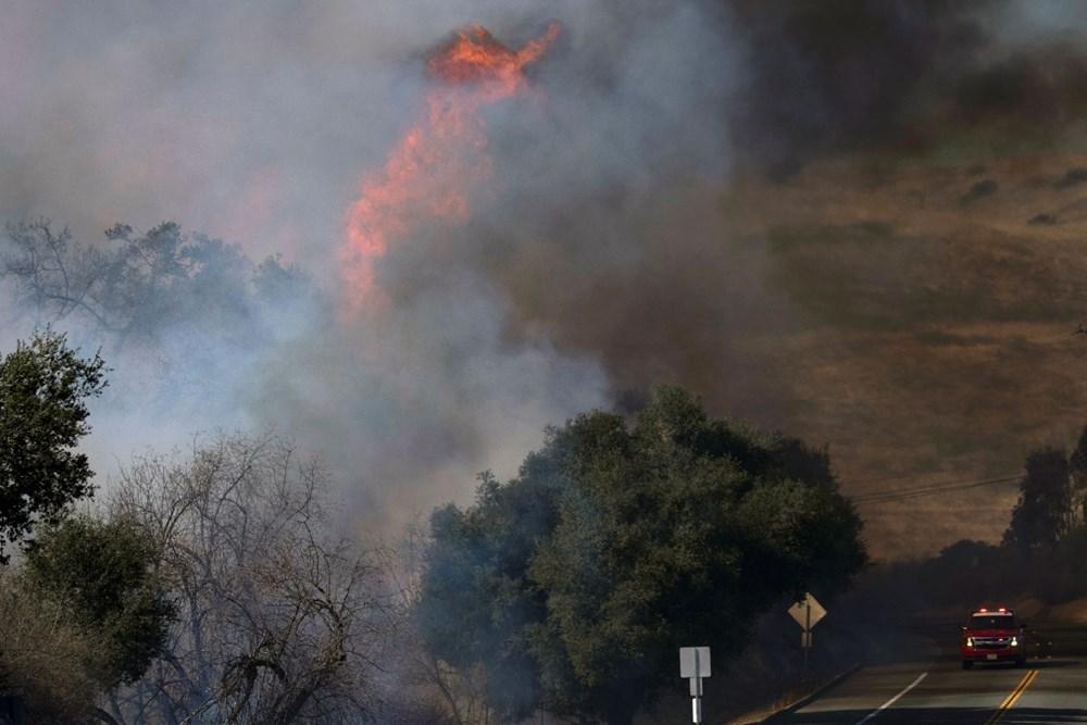 California yeniden yanıyor - 16