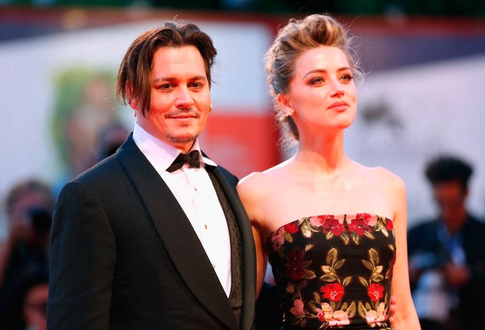 Amber Heard'e şiddet uyguladığı iddia edilen Johnny Depp iftira davasını kaybetti - 4