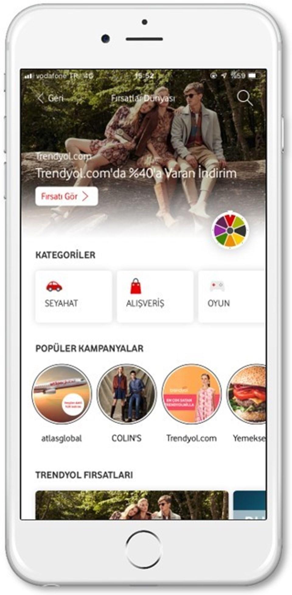 Vodafone'un yeni ekosistemi içinde yer alan bazı markalar şunlar: Oyna Kazan, Tavla Stars, Zula, Zynga, Scotty, Glovo, Aras Kargo, Levent Lostra, Otovınn, Octovan, E-Ofis, Sosyopix, Generali, DasDas, Busuu, Atlasglobal, Turna.com, Budget, Hotels.com, ISG, TAV, VIP Transfer,Storytel, Vodafone TV, Yemeksepeti, HD iskender, Papa John's, Big Chefs, Pideköy, Fitwell, Diyetkolik, Meditopia, Dalyan Club, Trendyol, Colin's, Kiğılı, Flo, Samsung, Homend, Goldmaster...