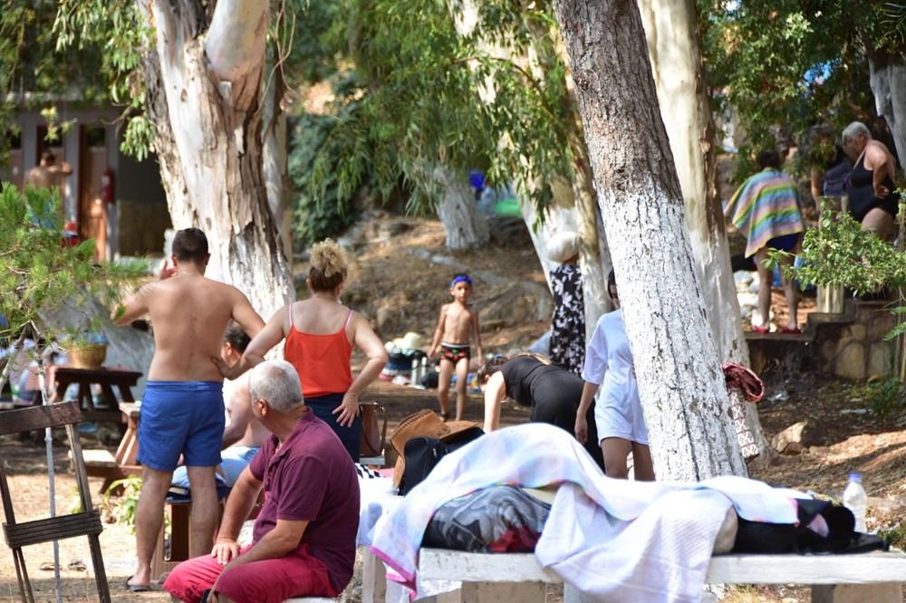 Sadece unvanı sakin şehir: Bayramda nüfusu 20 kat arttı - 12