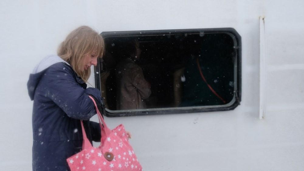 Konya'da 2 tur otobüsü devrildi: 1 Rus turist öldü, çok sayıda yaralı - 4