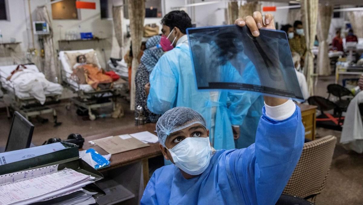 Hindistan: Ülkedeki yıkıcı Covid-19 salgını ile çifte mutasyona uğrayan corona virüs varyantı bağlantılı