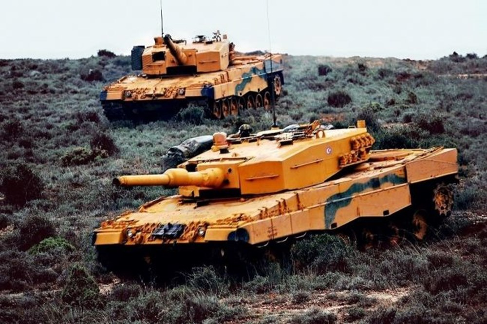 TSK envanterine giren 4 silah sistemi ilk defa kullanıldı (Hedefler tam isabetle vuruldu) - 10