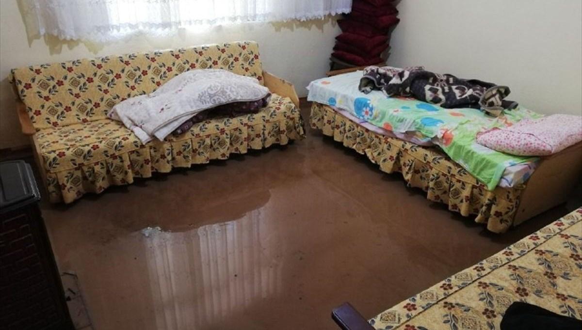Sakarya'daki selde meydana gelen hasar gün yüzüne çıktı