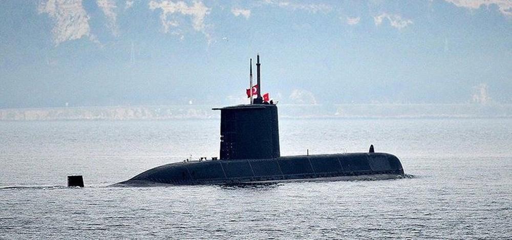 Türkiye'nin insansız deniz aracı sürüsü göreve hazırlanıyor (Türkiye'nin yeni nesil yerli silahları) - 62