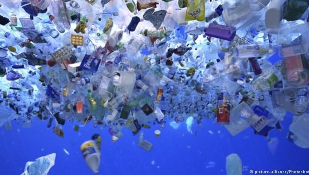 Akdeniz'de plastik facia uyarısı