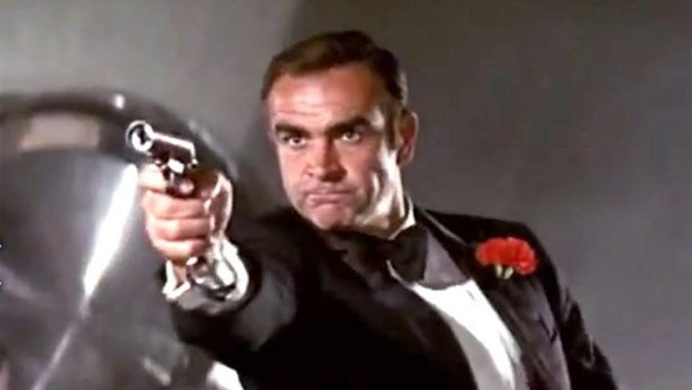 'En iyi James Bond' Sean Connery'ye 90. doğum günü kutlaması - 18