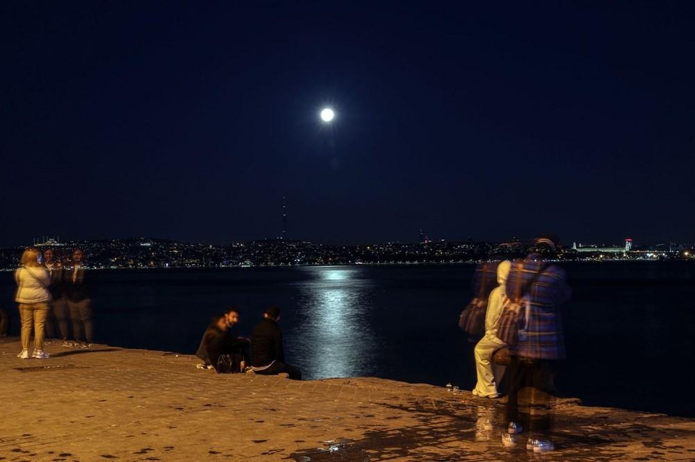 Yurttan 'Süper Solucan Ay' manzaraları - 24