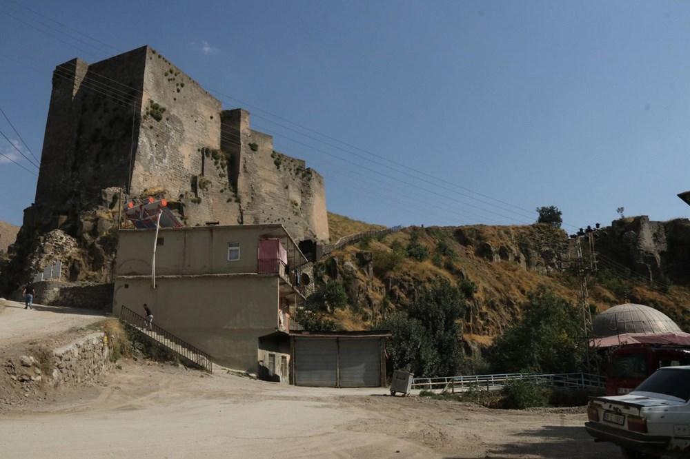 Bitlis Kalesi'nin Kanuni Sultan Süleyman tarafından yenilendiği belirlendi - 3