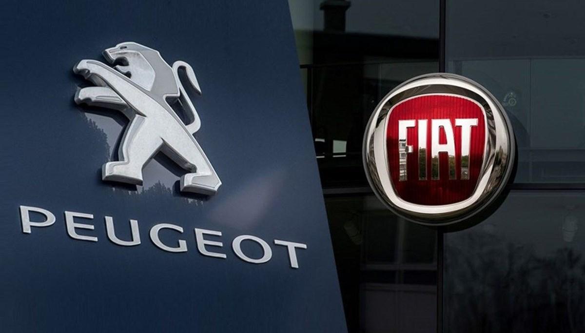 Fiat ve Peugeot birleşmesinin yeni ismi Stellantis oldu