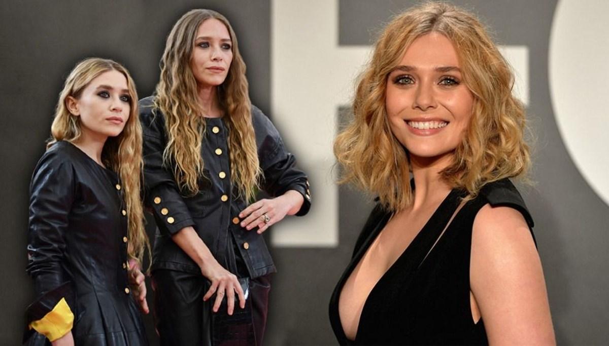 Elizabeth Olsen: Kardeşlerimle ilişkilendirilmek istemedim