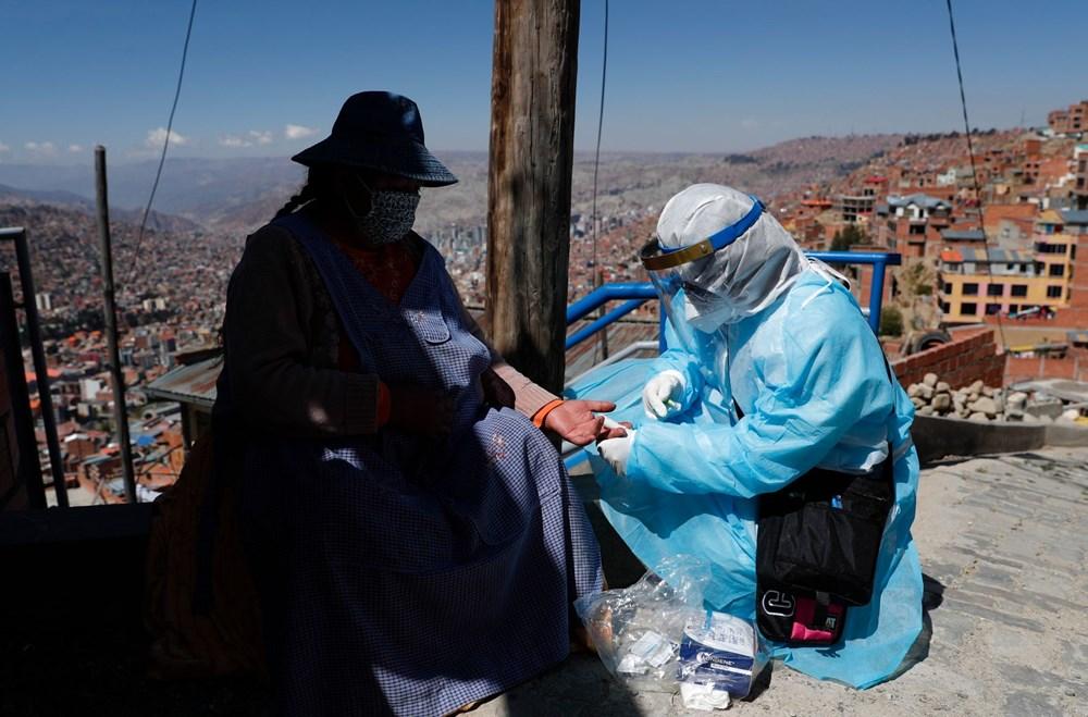 Bolivya'da insanlar arasında yayılan yeni bir virüs türü keşfedildi: Bilim insanlarından salgın uyarısı - 5