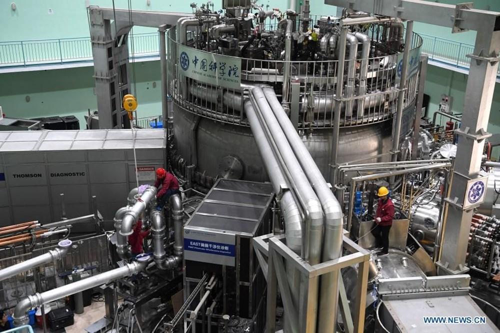 Çin'in sonsuz enerji kaynağı yapay Güneş'i rekor kırdı: Gerçeğinden 10 kat daha sıcak - 1