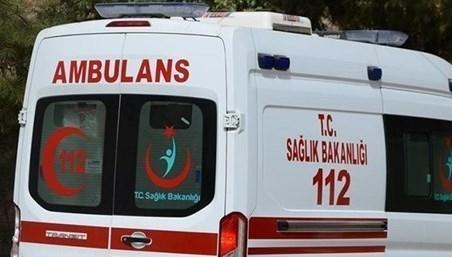 Öğretmenleri taşıyan otomobil şarampole devrildi: 1 ölü, 1 yaralı