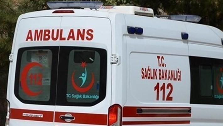 Yolcu otobüsünün çarptığı temizlik işçisi öldü