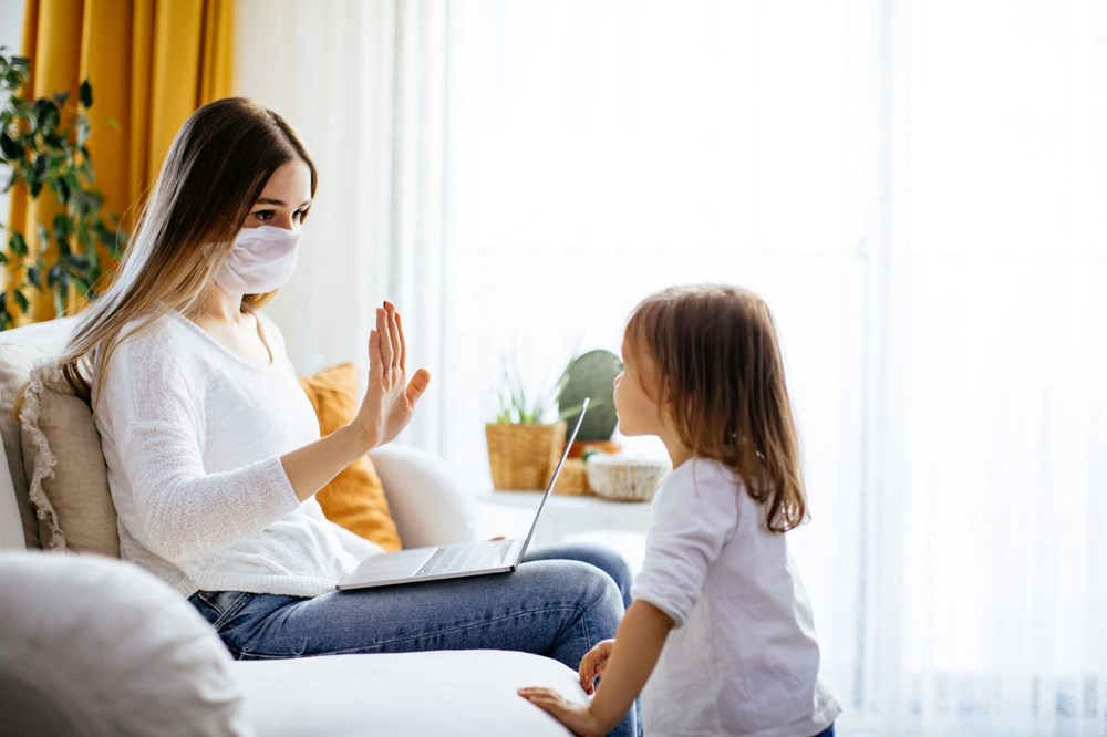 Çocuklarda corona virüs belirtileri - 4