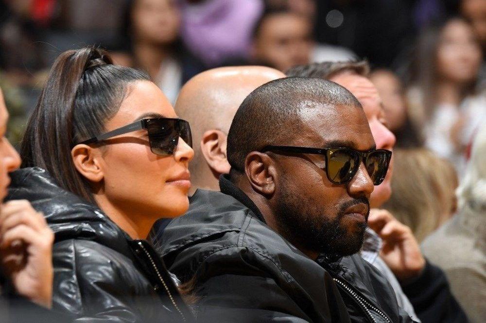 Kim Kardashian kuaför koltuğunda uyuyakaldı - 3