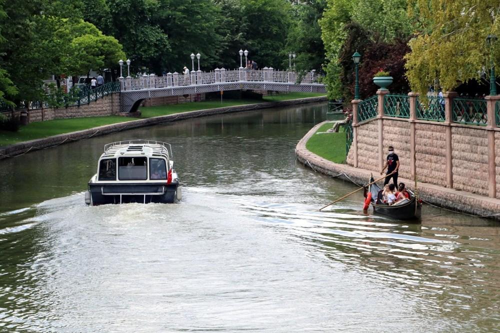 'Türkiye'nin Venedik'inde gondol ve bot seferleri yeniden başladı - 4