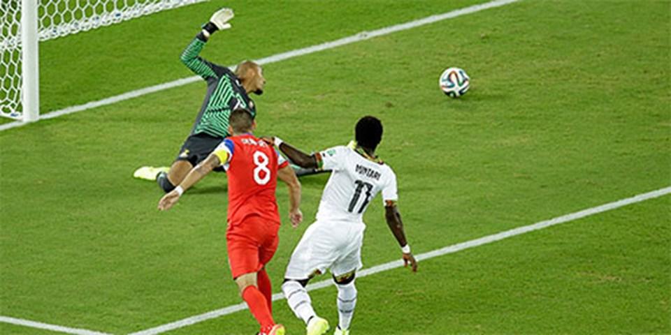Dempsey'in 32. saniyedeki golü
