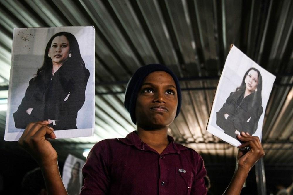 ABD tarihinin ilklerinin sahibi yemin etti: 'Kamala Harris'in köyü' büyük sevinç içerisinde - 11