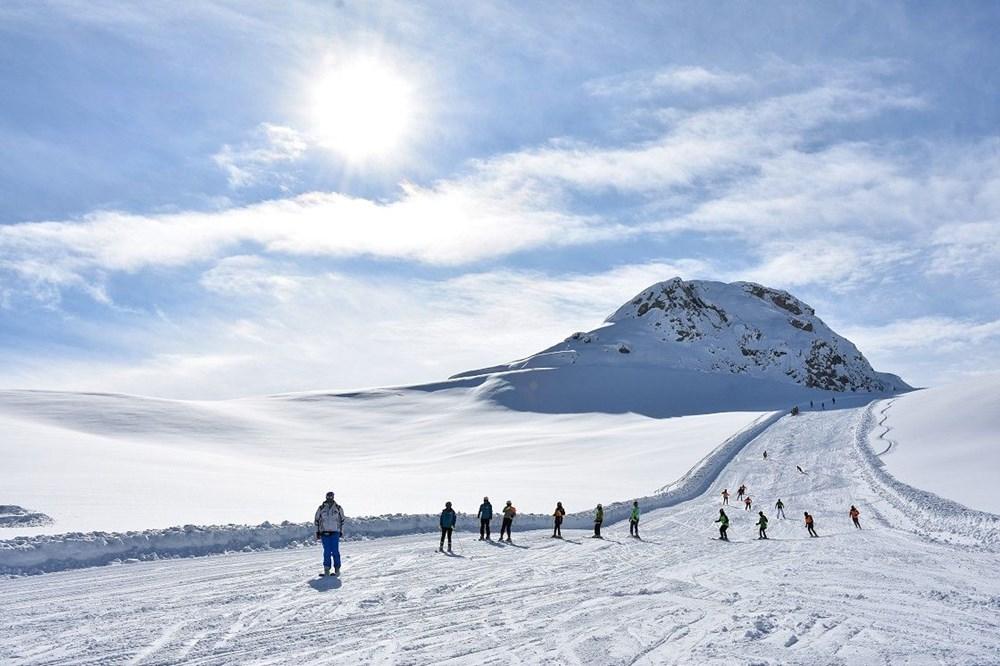 Burası Alp Dağları değil, Hakkari Merga Bütan Kayak Merkezi - 4
