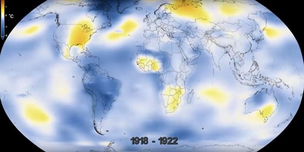 Dünya 'ölümcül' zirveye yaklaşıyor (Bilim insanları tarih verdi) - 47