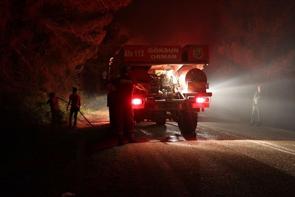 Antalya, Adana, Mersin,Muğla, Osmaniye ve Kayseri 'de orman yangınları - 45