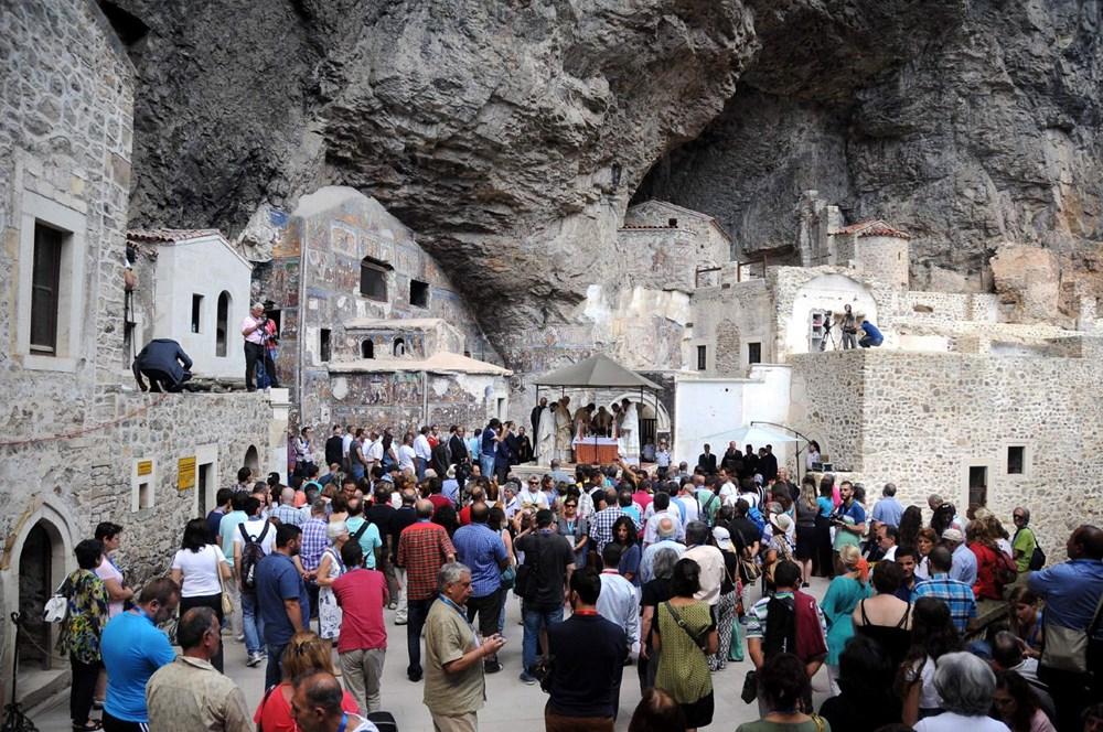 Sümela Manastırı'nda 5 yıl sonra ilk ayin cumartesi günü yapılacak - 5