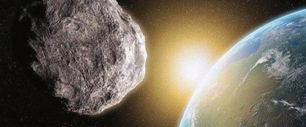 NASA açıkladı: Uzay aracı Bennu'ya indi - 2