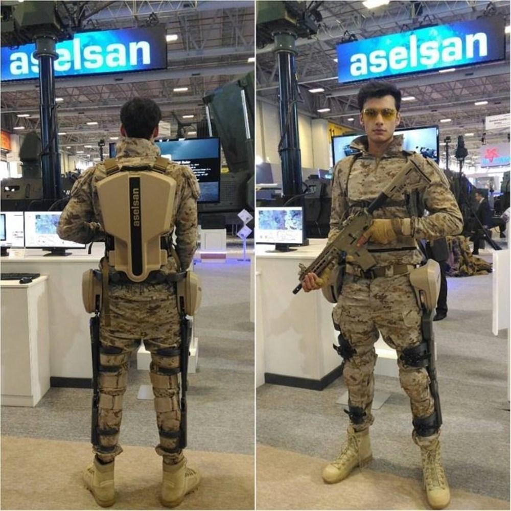 Dijital birliğin robot askeri Barkan göreve hazırlanıyor (Türkiye'nin yeni nesil yerli silahları) - 210