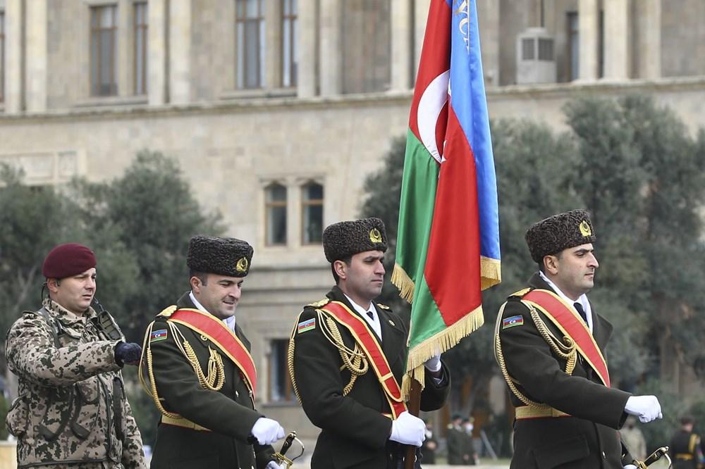 Bakü'de Karabağ zaferi kutlaması - 26